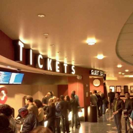Photo taken at AMC Century City 15 by Jaime G. on 11/13/2011