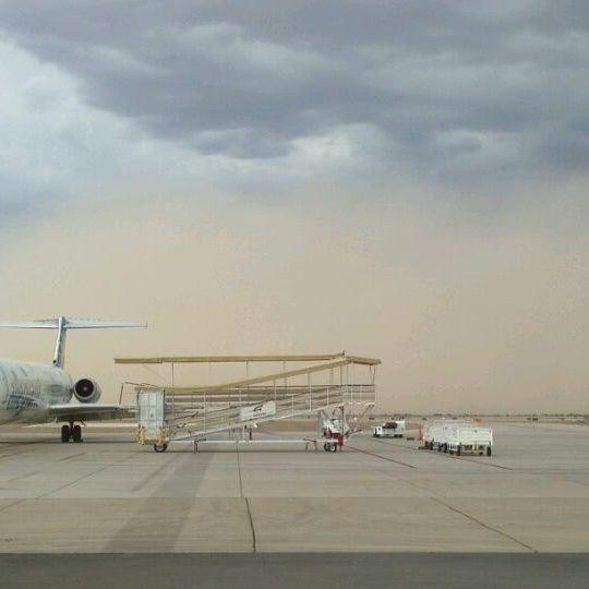 Photo taken at Phoenix-Mesa Gateway Airport (AZA) by Daniele on 8/20/2011