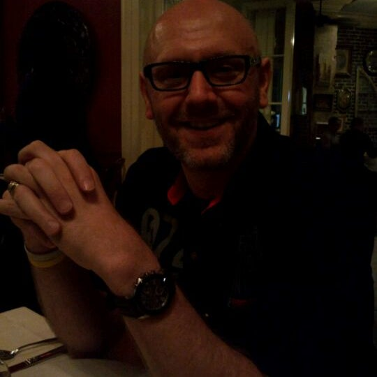 Photo taken at Muriel's Jackson Square by Mark H. on 10/29/2011