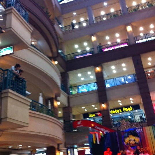 Photo taken at Galeria Mall by Aden S. on 7/13/2011