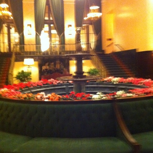 Photo taken at Amway Grand Plaza Hotel by Brenda W. on 1/11/2011