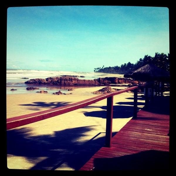 Foto tirada no(a) Cana Brava Resort por Silvio S. em 10/30/2011