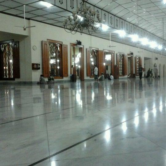Photo taken at Masjid Jami' Kauman Pekalongan by Gus W. on 1/19/2012