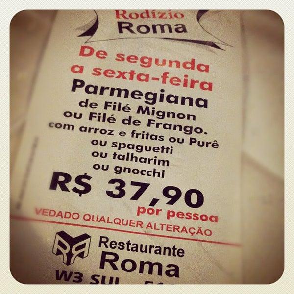 Foto tirada no(a) Roma por Hugo P. em 4/25/2012