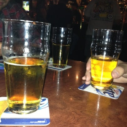 Photo taken at Dempsey's Public House by Trevor on 7/27/2012