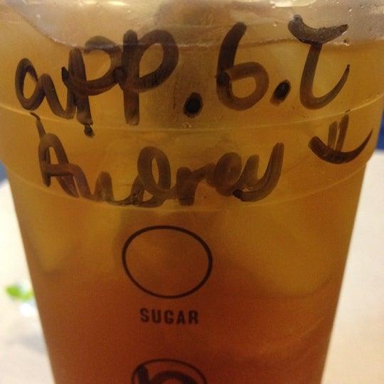 Photo taken at Moonleaf Tea Shop by Audrey E. on 8/30/2012