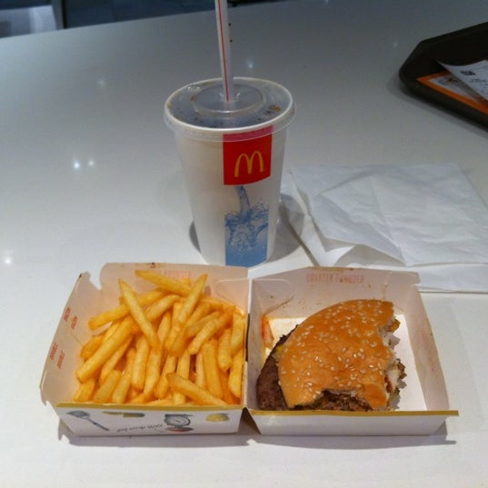 Photo taken at McDonald's by Julie C. on 6/5/2011
