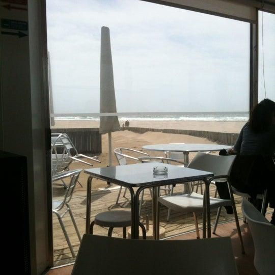 Photo taken at Praia do Titan by Pedro C. on 5/3/2012