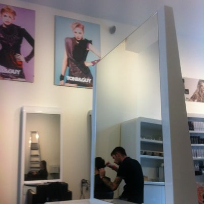 Toni guy rotterdam salon barbershop in rotterdam for Salon tony and guy