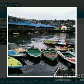 Photo taken at Pelabuhan speedboat kampung baru by Bintang K. on 3/1/2012
