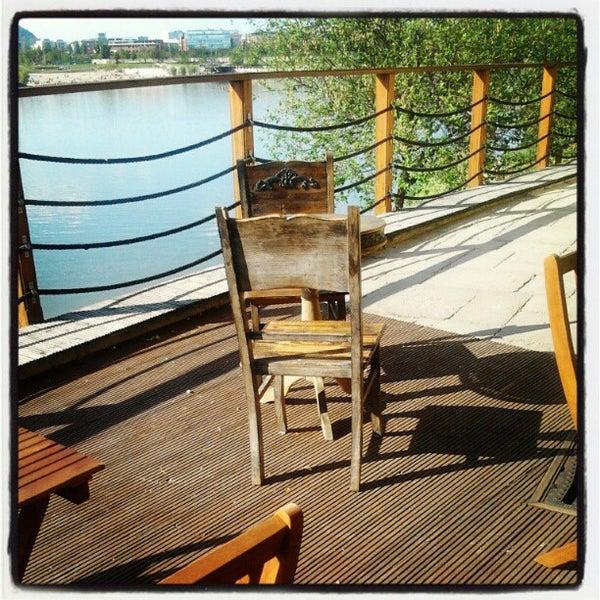 Foto tomada en Kopaszi-gát por Balint O. el 4/30/2012