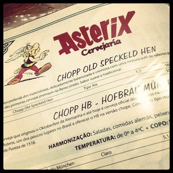 Foto tirada no(a) Cervejaria Asterix por Marcelo E. em 8/31/2012