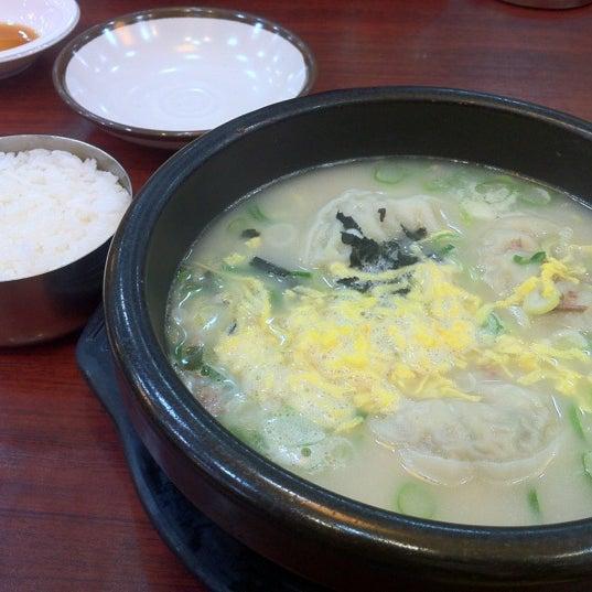 8/15/2012에 Hyunwoo S.님이 신선설농탕에서 찍은 사진