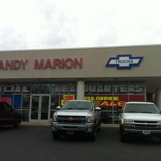 Buick Dealership Austin: Randy Marion Chevrolet Buick Cadillac