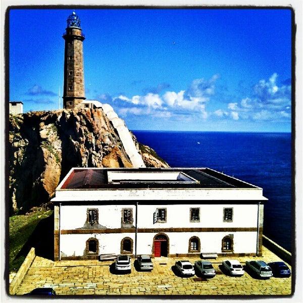 Photo taken at Faro de Cabo Vilán by Jesus P. on 7/15/2012