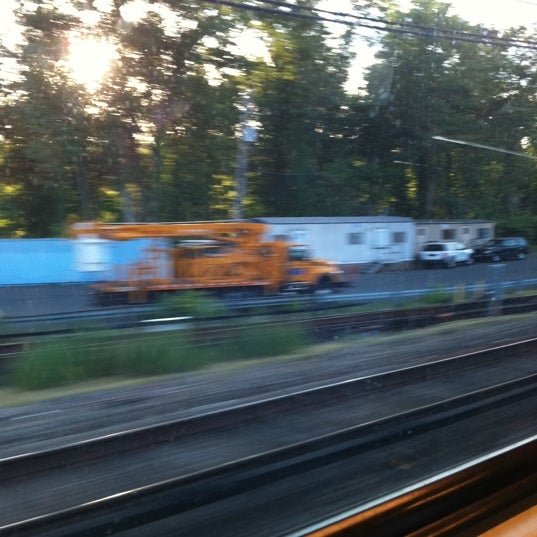 Photo taken at Metro North - North White Plains Station by Jay C. on 6/3/2011