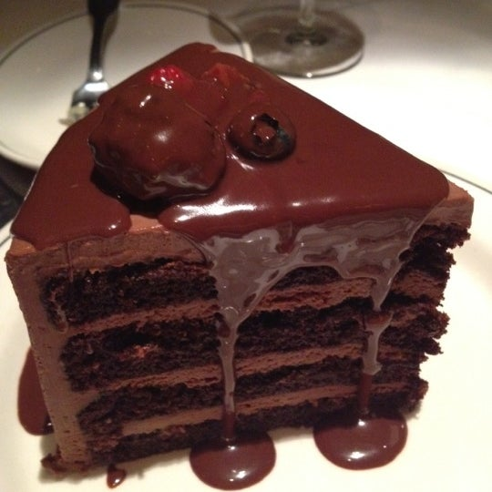 Best Chocolate Cake In Fort Lauderdale
