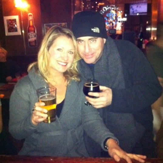 Photo taken at Waterfront Ale House by Kristen H. on 3/3/2012
