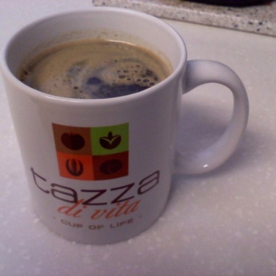 Photo taken at Bodhi Coffee by Massage B. on 8/20/2011