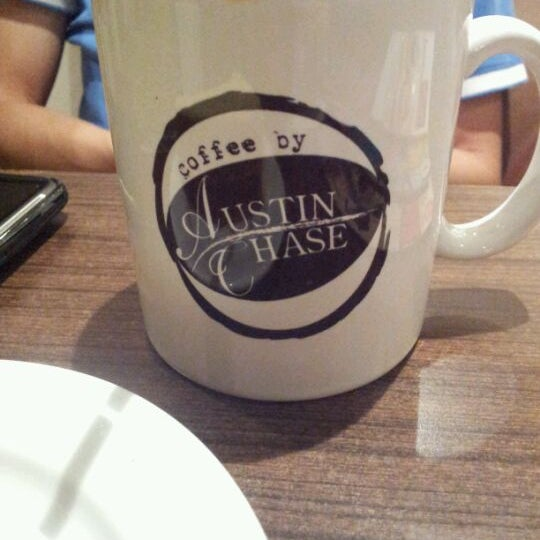 Photo taken at Austin Chase Coffee by Ely C. on 2/20/2012
