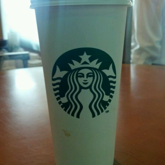 Photo taken at Starbucks by Jeff Z. on 6/7/2012