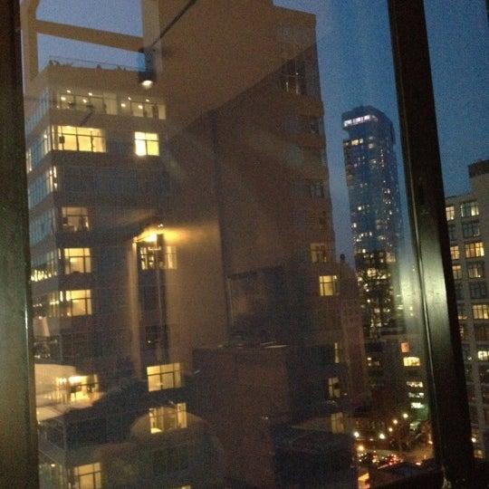 Photo taken at SoHo Grand Hotel by Emre K. on 3/8/2012