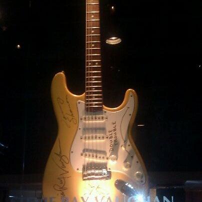 Photo taken at Hard Rock Cafe Nashville by Stacey F. on 4/25/2012