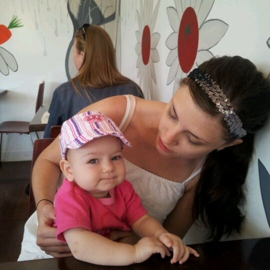 Photo taken at Grub Street Cafe by Luke T. on 3/30/2012