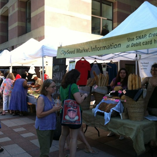 CitySeed Farmers' Market - Wooster Square - Wooster Square ...