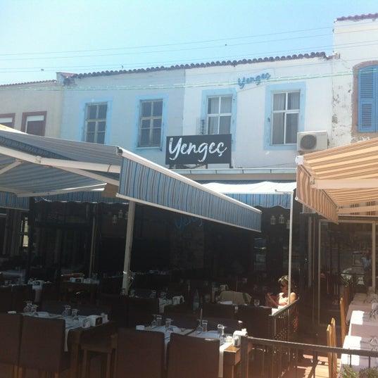 5/31/2012 tarihinde Hamdi A.ziyaretçi tarafından Yengeç Restaurant'de çekilen fotoğraf