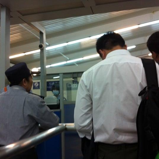 Photo taken at Taipa Ferry Terminal by Nonnus J. on 4/29/2012