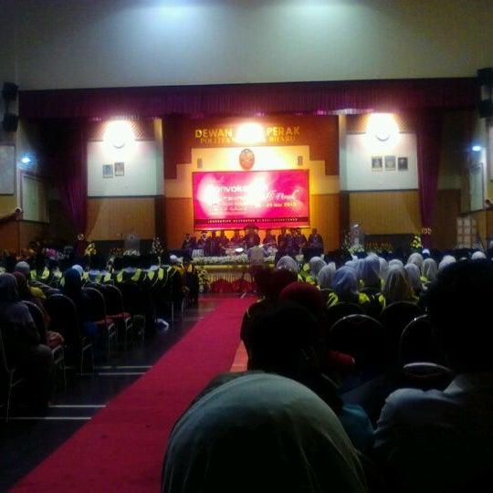 3/27/2012에 Norhafiz N.님이 Politeknik Kota Bharu (PKB)에서 찍은 사진
