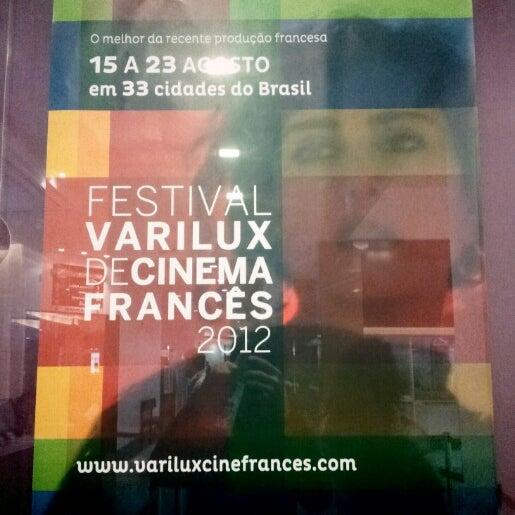 Photo taken at Cinespaço Beiramar by Juniro B. on 8/20/2012