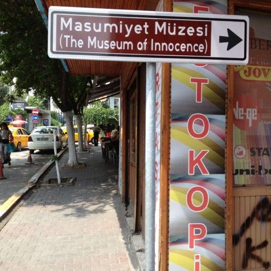 7/17/2012 tarihinde Sibel A.ziyaretçi tarafından Masumiyet Müzesi'de çekilen fotoğraf
