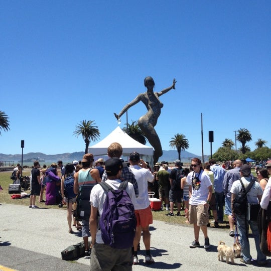 Photo taken at Treasure Island by Mike H. on 6/10/2012