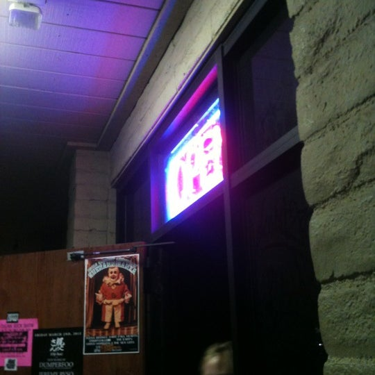 Photo taken at Yucca Tap Room by Gnarly B. on 2/24/2012