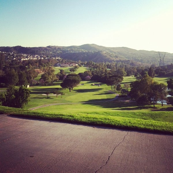 Photo taken at The Clubhouse at Anaheim Hills Golf Course by Emily on 6/18/2012
