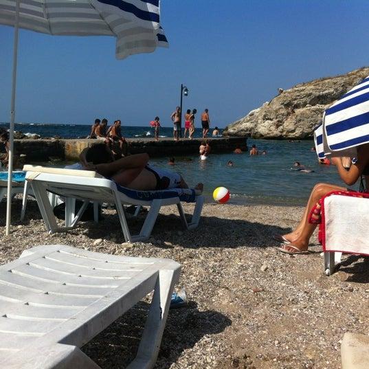 7/29/2012 tarihinde Volkanziyaretçi tarafından İyot Restaurant'de çekilen fotoğraf