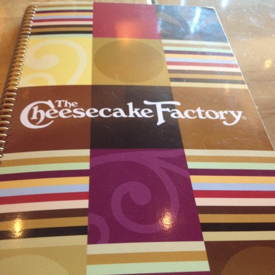 Photo taken at The Cheesecake Factory by Caleb S. on 6/25/2012