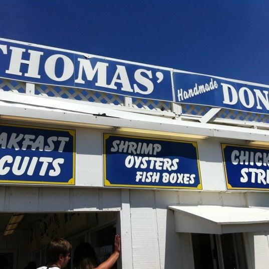 Thomas Bakery Panama City Beach