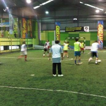 Foto tomada en Planet Futsal por Roby B. el 10/13/2011