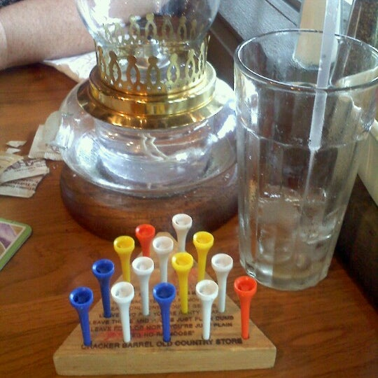 Photo taken at Cracker Barrel Old Country Store by Lindsey B. on 7/21/2012