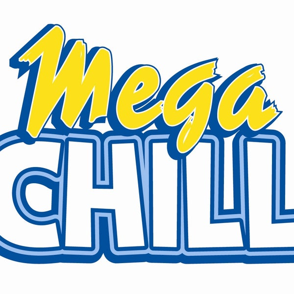Stop in and get a Mega Chill fountain drink. Mix and match your favorite sodas and flavor shots, available in cups up to 64oz!