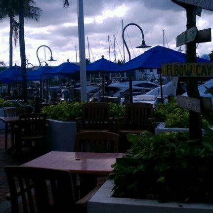 Photo taken at Bimini Boatyard Bar & Grill by Chamila U. on 9/5/2011