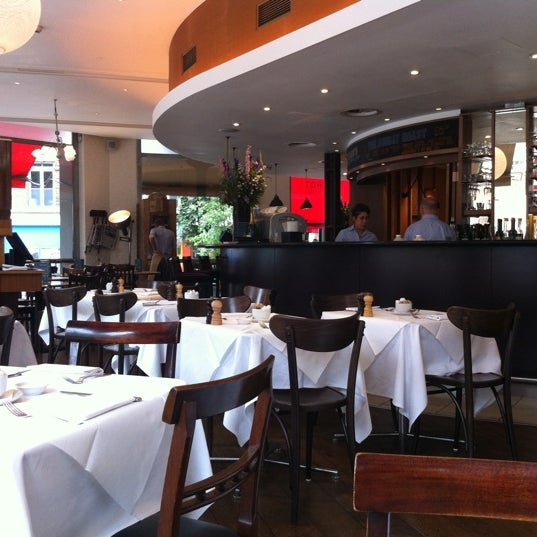 Photo taken at Bistrot Bruno Loubet by Paul D. on 6/17/2011
