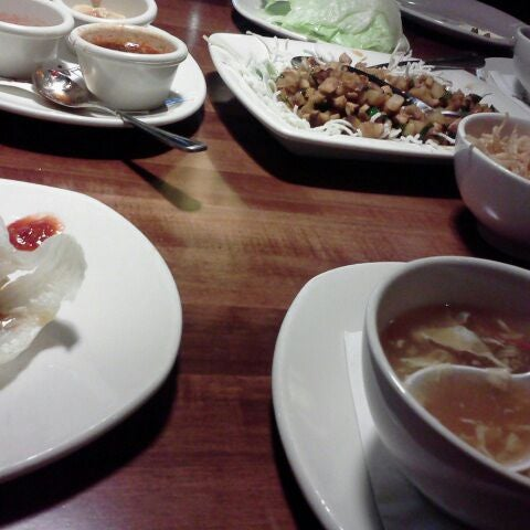 Photo taken at P.F. Chang's by Dizzles on 12/31/2011