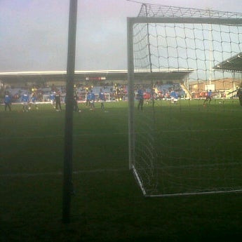 Photo taken at The Proact Stadium by Alex H. on 11/26/2011