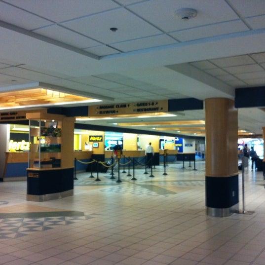 Foto tomada en Burlington International Airport (BTV) por Areum H. el 9/8/2012