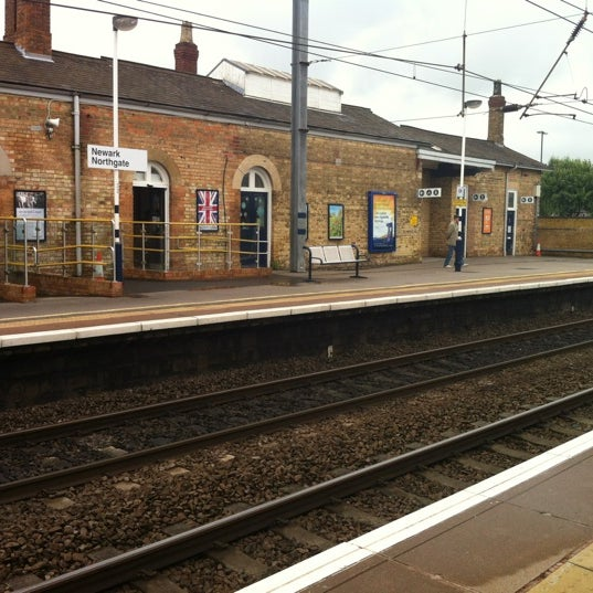 Newark north gate railway station nng tips from