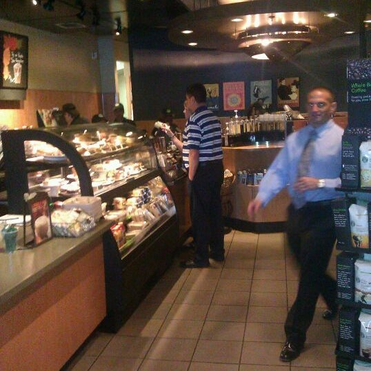 Photo taken at Starbucks by a Guy on Clematis on 9/16/2011